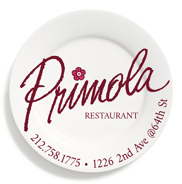 Primola Restaurant | 1226 2nd Ave @ 64th St | 212.758.1775